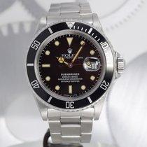 Rolex Submariner Date Acier 40mm Noir Sans chiffres France, Cannes