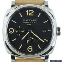 Panerai Radiomir 1940 3 Days Automatic Steel 44mm Black Arabic numerals United States of America, New York, Smithtown