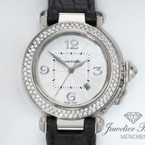 Cartier Pasha 2000 pre-owned