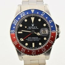 Rolex 1675 Steel 1967 GMT-Master 40mm pre-owned United States of America, Washington, Bellevue