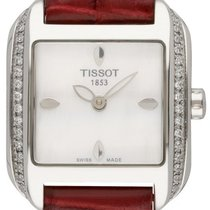 Tissot T-Wave Steel 20.2mm Mother of pearl