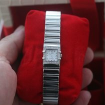 Omega Constellation Omega Constellation Quadra Diamond Bezel 1537.71 2008 pre-owned