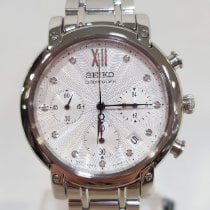 Seiko Women's watch 35.8mm Quartz new Watch with original box and original papers