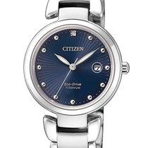 Citizen EW2500-88L New Titanium 28.5mm Quartz