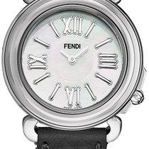Fendi Steel Quartz F8010345H0.SN6S new