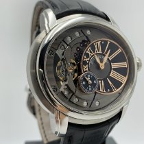 Audemars Piguet Millenary 4101 Steel 47mm Black Roman numerals