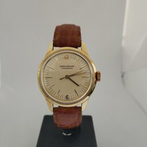 Jaeger-LeCoultre Geophysic 1958 Yellow gold White