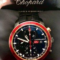 Chopard Mille Miglia nouveau Remontage automatique Chronographe Montre avec coffret d'origine et papiers d'origine 168550-6001