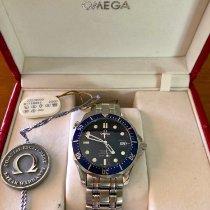 Omega Seamaster Diver 300 M Steel 41mm Blue No numerals Australia, Arana Hills