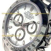 Rolex DAYTONA 116520 white dial steel LIKE NEW - 2010