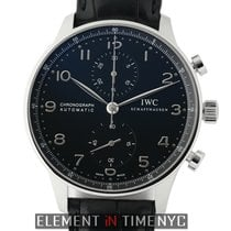 IWC Portuguese Chronograph IW3714-47 new