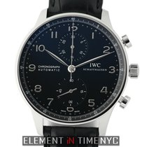 IWC Portuguese Chronograph IW3714-47 новые
