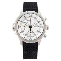 IWC Aquatimer Chronograph новые Автоподзавод Часы с оригинальными документами и коробкой IW376801