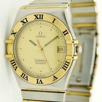 Omega Constellation Chronometer 18K/SS Quartz 32/36mm