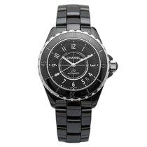 Chanel J12 Black Ceramic & Steel