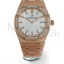 Audemars Piguet Ladies Royal Oak Quartz 33mm – 67651or.zz.1261...