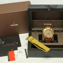 Tudor Heritage Black Bay Bronze Full Set