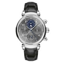 IWC Da Vinci Perpetual Calendar new Automatic Watch with original box and original papers IW392103
