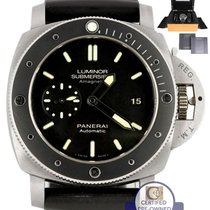 沛納海 2015  Luminor 1950 Submersible Amagnetic Titanium 47mm...