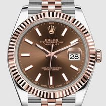 Rolex Datejust 41 Chocolate Dial (NEW)