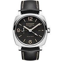 Panerai Radiomir 1940 3 Days Automatic Steel 45mm Black Arabic numerals United States of America, New York, NEW YORK