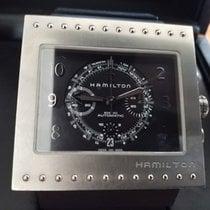 Hamilton Khaki Code Breaker Titanium H796160 Automatic