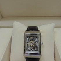 Jaeger-LeCoultre Platinum Manual winding Reverso (submodel) pre-owned