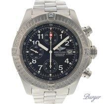 8eb230dfad5 Breitling Super Avenger Titânio - Todos os preços de relógios ...