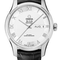 Omega De Ville Hour Vision 433.13.41.22.02.001 new