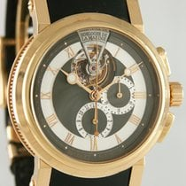 Breguet Red gold Chronograph Manual winding 43mm 2008 Marine