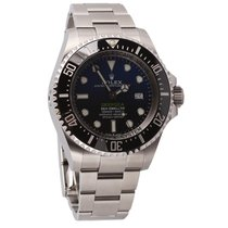 Rolex Sea-Dweller Deepsea new 2020 Automatic Watch with original box and original papers 126660-0002