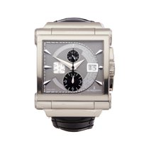 De Grisogono White gold 45mm Automatic N04 new