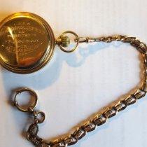 Elgin Guld/Stål 50mm Manuell uppvridning 248298 begagnad Sverige, Visby