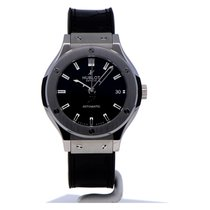 Hublot Classic Fusion 38 mm from 2015 complete with box and pap