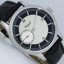 Habring² 42mm Automatic 2012 pre-owned Silver