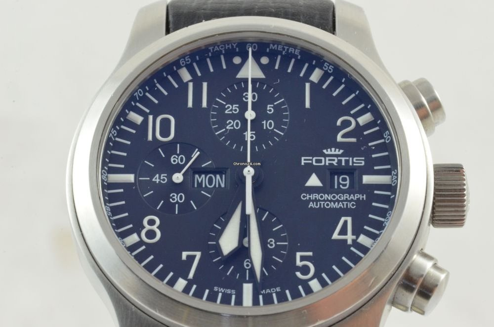 2cede78e7 Fortis Chronograph B-42 656.10.141 | Reference Fortis Ref ID 656.10.141  hodinky na Chrono24