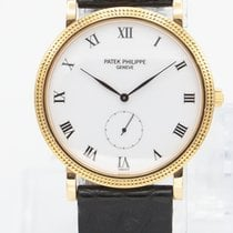 Patek Philippe Calatrava Yellow gold 33mm White Roman numerals United States of America, Georgia, ATLANTA