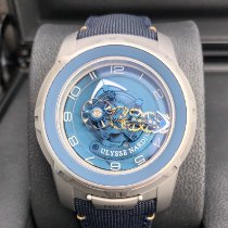 Ulysse Nardin Freak Титан 45mm