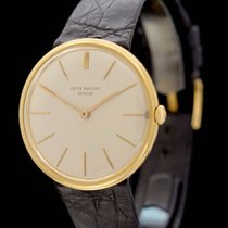 Patek Philippe 2591 Yellow gold 1960 Calatrava 34mm pre-owned