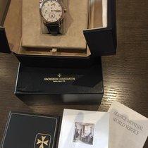 Vacheron Constantin Malte Rose gold 39mm Silver Arabic numerals United Kingdom, London
