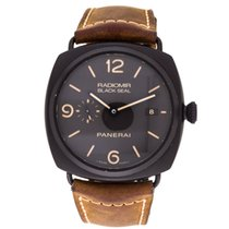 Panerai Radiomir Black Seal 3 Days Automatic Ceramic 45mm Black Arabic numerals United States of America, California, Los Angeles