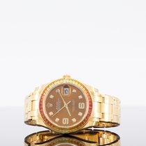 Rolex Pearlmaster Yellow gold 39mm Orange UAE, dubai