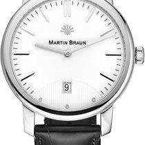 Martin Braun nouveau Remontage automatique Verre saphir