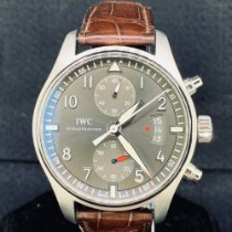 IWC Pilot Spitfire Chronograph IW387802 2013 begagnad