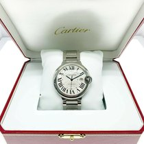 Cartier 3001 Steel Ballon Bleu 42mm 42mm pre-owned United States of America, California, Los Angeles