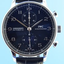 IWC Portugieser Chronograph Stahl 40.9mm Schwarz Deutschland, Berlin