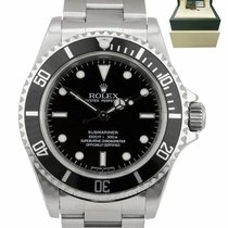 Rolex 14060M Steel Submariner (No Date) 40mm pre-owned United States of America, New York, Massapequa Park