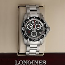 Longines HydroConquest HydroConquest Quartz Chrono 41mm occasion