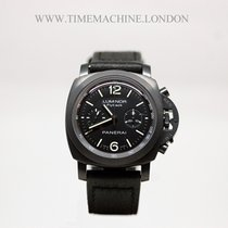 Panerai Luminor 1950 (Submodel) pre-owned 44mm Carbon