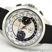 Girard Perregaux Chronograph Automatic World Time Traveller...